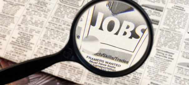 changes to unemployment