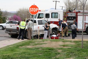 boy hit by truck on telegraph