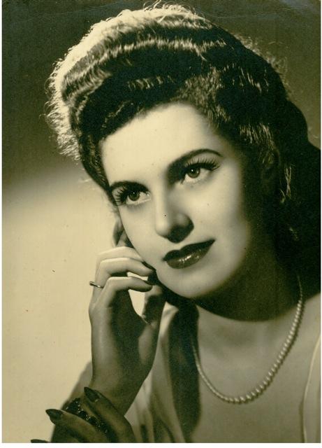 Florinda Hevia, 1948 | Photo courtesy of Raul Hevia, St. George News