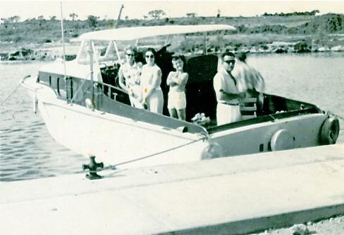 Hevia Family in Cuba 1955 | Photo courtesy of Raul Hevia, St. George News