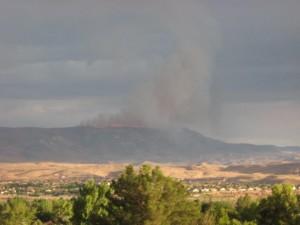 arizona strip fire