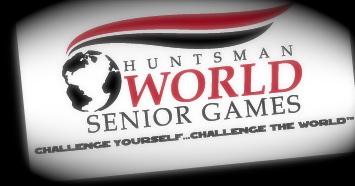 Huntsman World Senior Games Logo