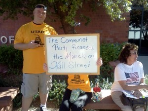 tea party meets occupy saint george