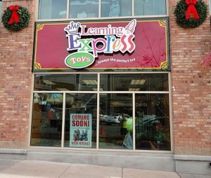 Learning Express prepares for opening in Dec. 2011