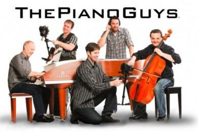 YouTube keys The Piano Guys into an audience of millions