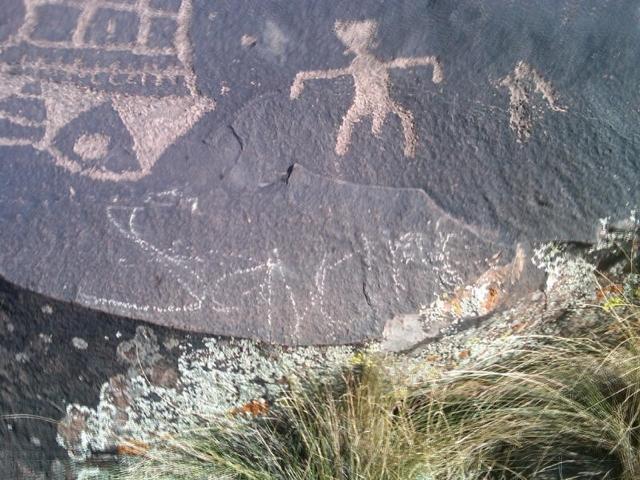 Land Hill Petroglyph Sites Vandalized Blm Seeks Public