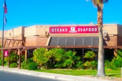 2 Ol Forks Split On Porterhouse Steak And Seafood Restaurant St