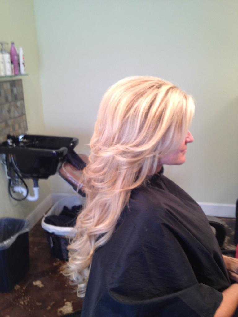 Hair extensions are the rage here s how to care for them st george news - Beauty salon hair extensions ...