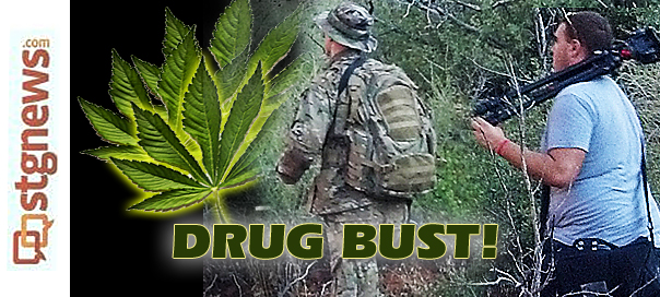 sheriff s office raids marijuana grow early friday st george news. Black Bedroom Furniture Sets. Home Design Ideas