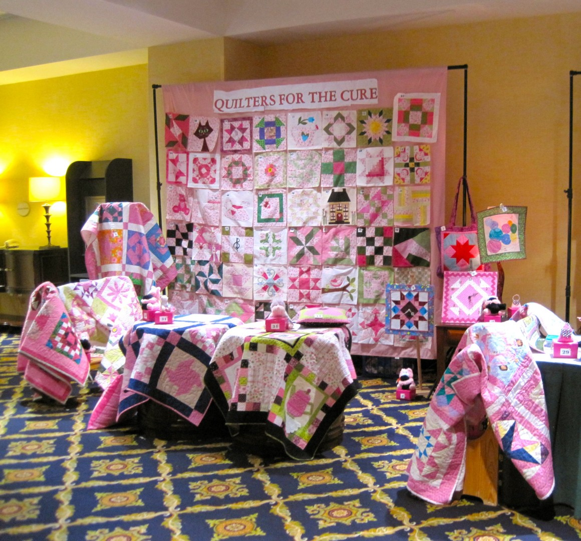 Catch the quilting bug and hone your craft 34th annual for Quilt and craft show