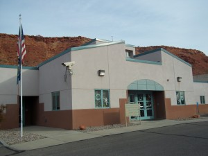 The Washington County Youth Crisis Center, St. George, Utah, undated | Photo courtesy of Tami Fullerton for WCYCC