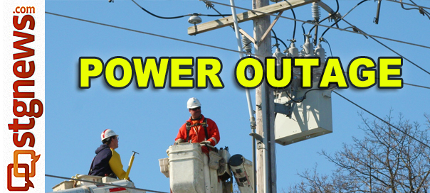 Power Outage   Image composite by Brett Barrett, St. George News