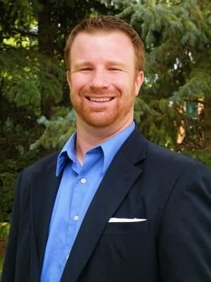 Senate District 28 candidate Geoffrey L. Chesnut, Enoch, Utah, undated   Photo courtesy of the Geoffrey L. Chesnut Campaign