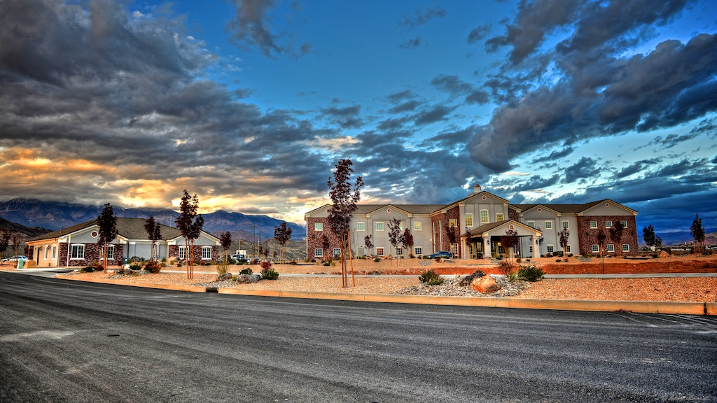 Diamond Ranch Academy campus, Hurricane, Utah