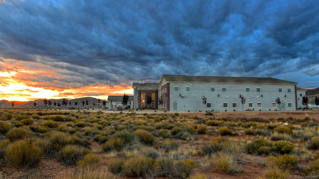 new Diamond Ranch Academy campus, Hurricane, Utah, Nov. 17, 2012
