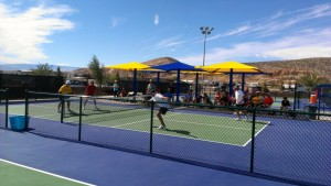 Little Valley Pickleball Complex, St. George, Utah, circa November 2012 | St. George News