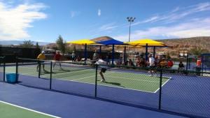 Little Valley Pickleball Complex, St. George, Utah, circa November 2012 | St. George News