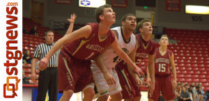 Desert Hills vs. Logan at Dixie State College| Photo by Chris Caldwell, St. George News