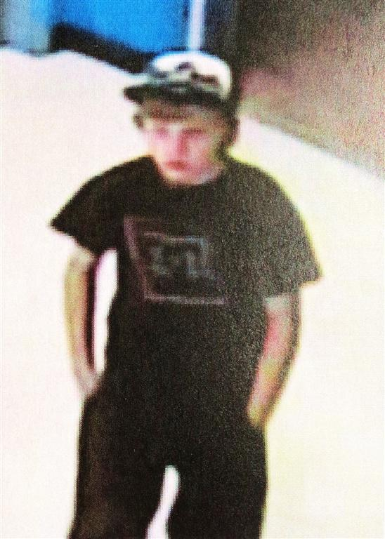 Dylan Redwine, 13, in Durango Wal-Mart video footage from Nov. 18, 2012