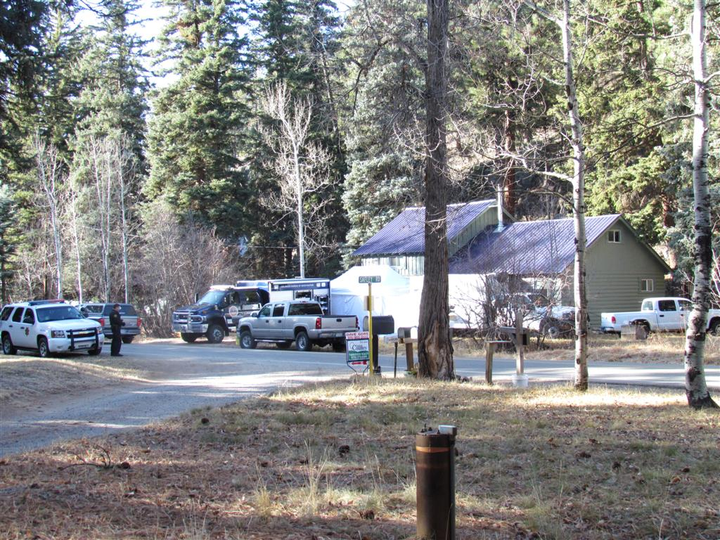 Dylan Redwine Task Force searches the home of Mark Redwine