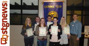 St. George Exchange Club December 2012