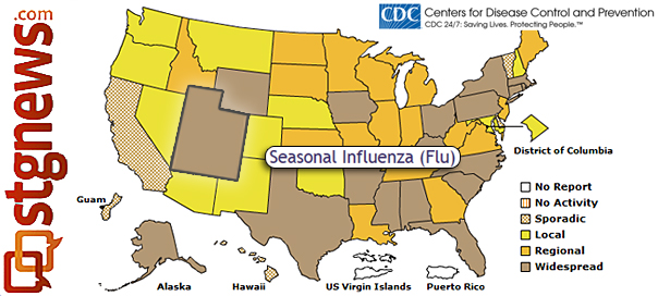 Utah flu activity high risk information and prevention tips  St