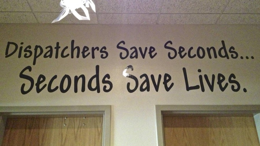 Dispatchers save seconds, seconds save lives