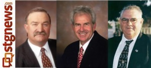 Howard Bracken, Jim Ence, Thomas Hirschi reappointees Washington County Water Conservancy District