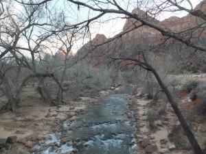 North Fork Virgin River, Springdale, Gateway to Zion | Dan Mabbutt STGnews.com
