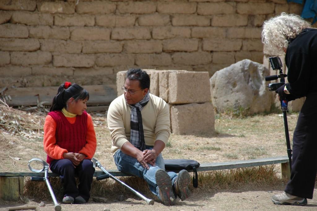 Heart Walk Foundation helped Rosa Luz get a wheelchair