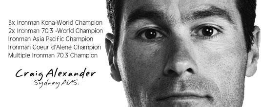 Craig Alexander, Ironman competitor