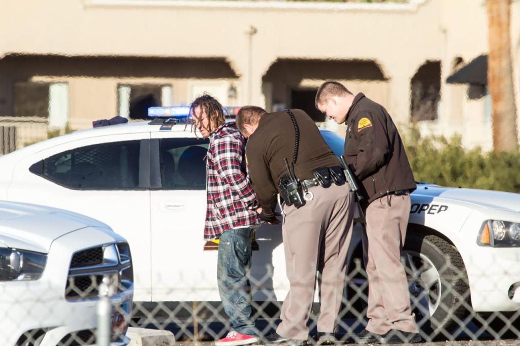 Timothy Tyler Andrew Walker, ex-NASCAR driver, arrested St. George Utah