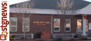 Ivins City Hall, Ivins, Utah, Dec. 23, 2012   Photo by Alexa Verdugo Morgan, St. George News