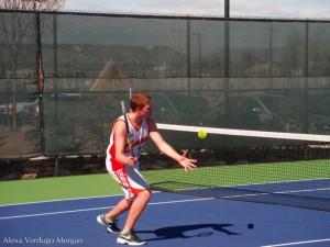 Desert Hills player Josh Wade, 16, St. George, Utah, Feb. 23, 2013 | Photo by Alexa Verdugo Morgan, St. George News