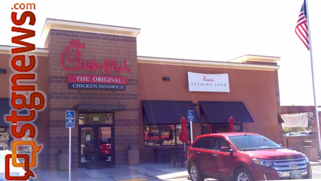 Chick Fil A St George One Year Of Free Meals To First 100 St