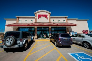 Maverik Store 242, St. George, Utah, March 13, 2013 | Photo by Dave Amodt, St. George News