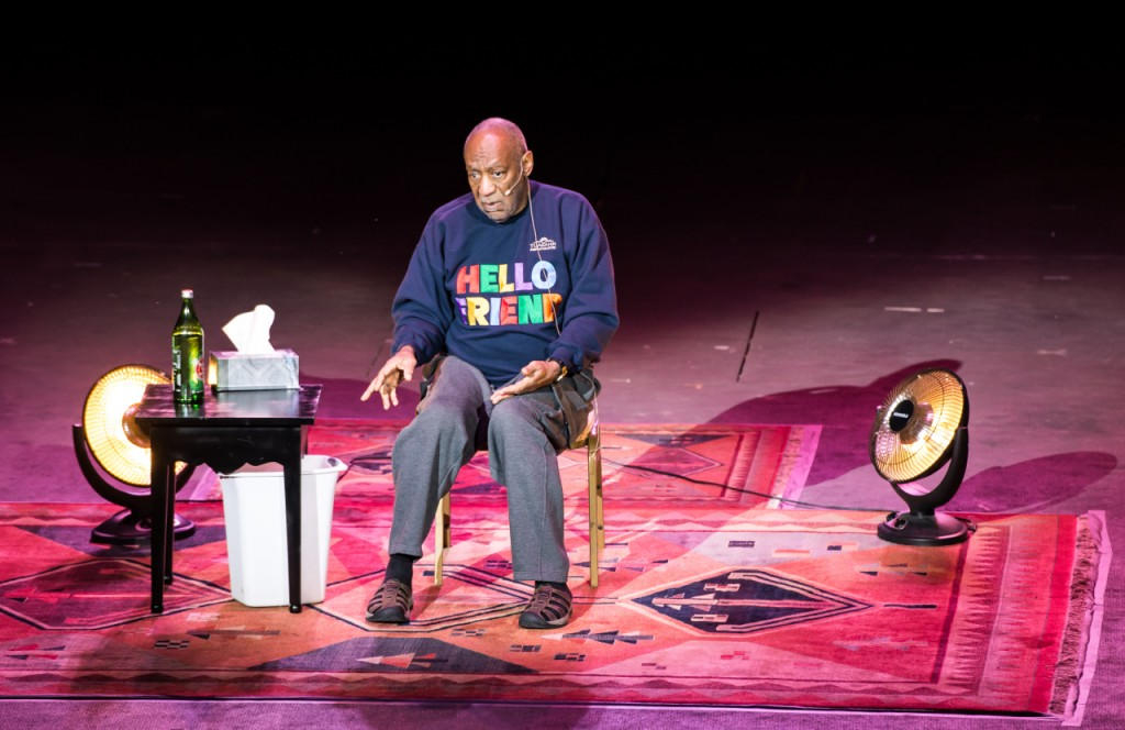 Bill Cosby at Tuacahn in Utah STGnews.com