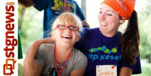 Mother and daughter at Camp Kesem | Photo courtesy of Camp Kesem