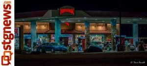 Maverik Store 370, St. George, Utah, March 15, 2013 | Photo by Dave Amodt, St. George News
