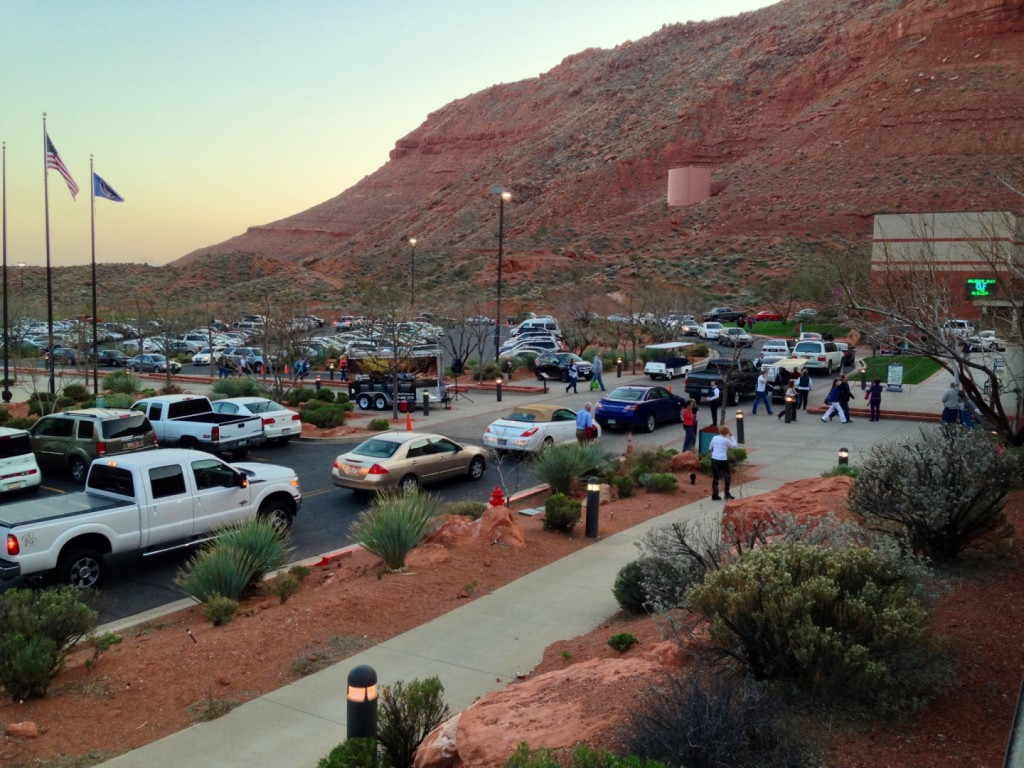 Bill Cosby draws overflow crowd at Tuacahn P-by D Amodt STGnews