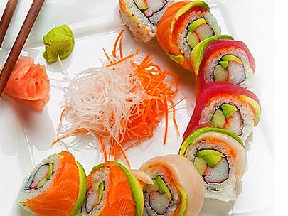 Sushi at Benja's, St. George,  Utah, undated | Photo courtesy of Benja's
