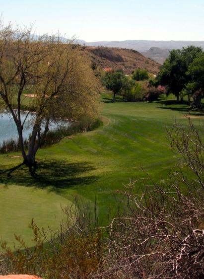 Dixie Red Hills Golf Course, St. George, Utah, April 5, 2013 | Photo by Alexa Verdugo Morgan, St. George News
