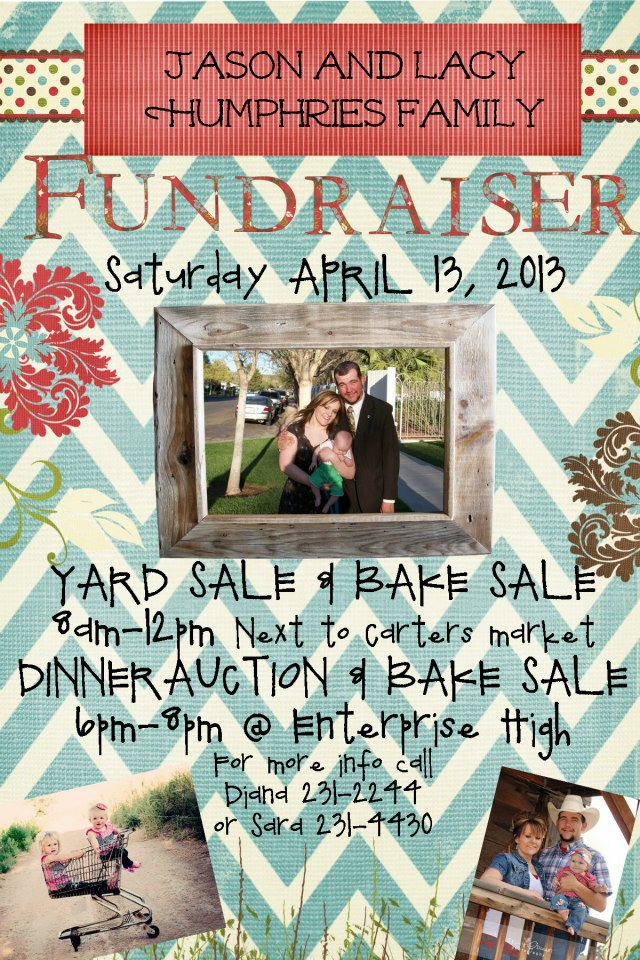 fundraiser for struggling young family of 24