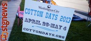 Cotton Days 1