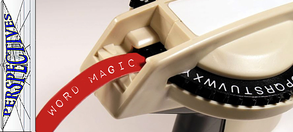 Perspectives: Word magic and my label maker – St George News