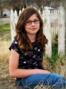 Jessica Thompson, 10, Type 1 diabetes sufferer and Hurricane resident, Hurricane, Utah, undated | Photo courtesy of JDRF