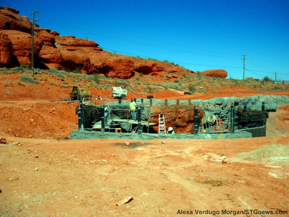 Red Hills Desert Garden Wildlife Resources Conservation