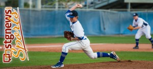 DHS's Trevor Cox was dominant Thursday, file photo, St. George, Utah, April 9, 2013 | Photo by Dave Amodt, St. George News