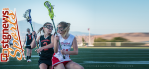 Hurricane v Red Rock Lacrosse, St. George, Utah, May 1, 2013 | Photo by Dave Amodt, St. George News