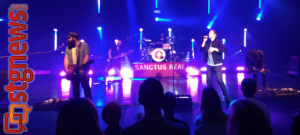 """Sanctus Real headlines  """"The Promises Tour"""" visiting St. George. Cox Auditorium. Dixie State University, St. George, Utah, May 18, 2013 